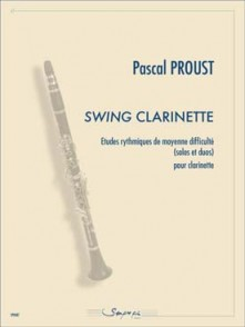 PROUST P. SWING CLARINETTE
