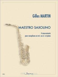 MARTIN G. MAESTRO SAXOLINO SAXO MIB OU SIB