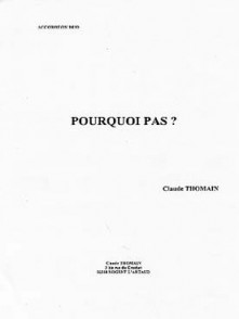 THOMAIN C. POURQUOI PAS? ACCORDEON