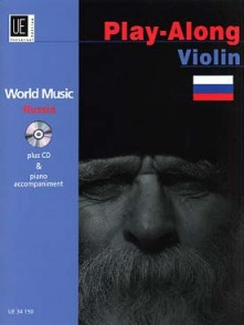 PLAY-ALONG RUSSIE VIOLON