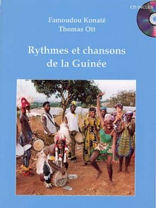 KONATE F./OTT T. RYTHMES ET CHANSONS DE LA GUINEE