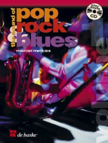 SOUND POP ROCK BLUES (THE) VOL 1 PERCUSSIONS A CLAVIER