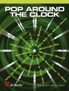 POP AROUND THE CLOCK CLARINETTE