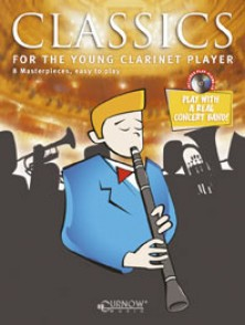 CLASSICS FOR THE YOUNG CLARINET PLAYER CLARINETTE
