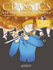 CLASSICS FOR THE YOUNG FLUTE PLAYER