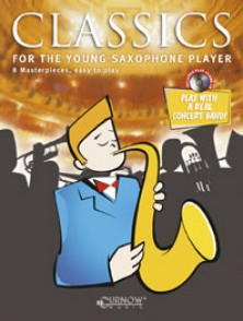 CLASSICS FOR THE YOUNG SAXOPHONE PLAYER