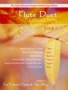 THE FLUTE DUET COLLECTION VOL 1 FLUTES