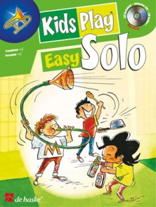 KIDS PLAY EASY SOLO TROMBONE