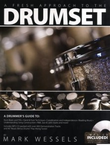 WESSELS M. A FRESH APPROACH TO THE DRUMSET