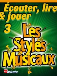 LES STYLES MUSICAUX SAXO ALTO