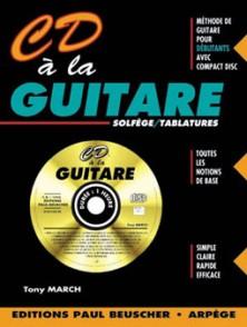 MARCH T. CD A LA GUITARE