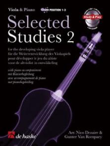 DEZAIRE N. SELECTED STUDIES 2 ALTO