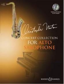 NORTON C. CONCERT COLLECTION FOR SAXOPHONE ALTO