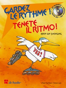 GARDEZ LE RYTHME CLARINETTE OU TROMPETTE