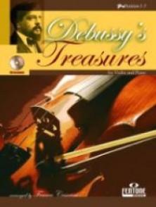 DEBUSSY C. DEBUSSY'S TREASURES VIOLON