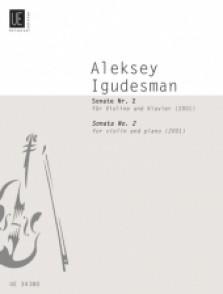 IGUDESMAN A. SONATA N°2 VIOLON