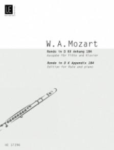 MOZART W.A. RONDO FLUTE