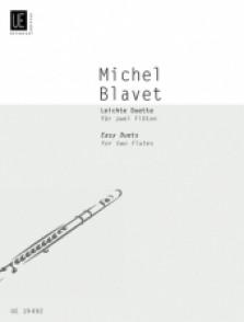 BLAVET M. EASY DUETS FLUTES