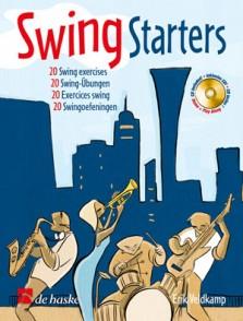 SWING STARTERS SAXO SOPRANO OU TENOR