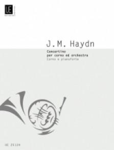 HAYDN M. CONCERTINO COR