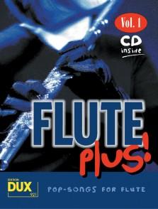 FLUTE PLUS! VOL 1 FLUTE SOLO