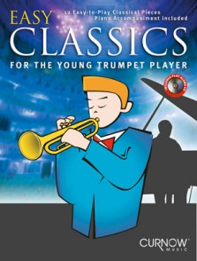 EASY CLASSICS FOR THE YOUNG TRUMPET PLAYER TROMPETTE