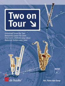 TWO ON TOURS 2 SAXOPHONES