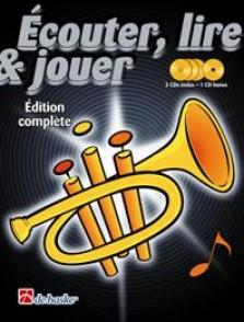 ECOUTER LIRE JOUER EDITION COMPLETE TROMPETTE