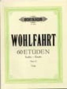 WOHLFAHRT F. 60 ETUDES OP 45 ALTO