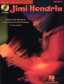 HENDRIX J. GUITAR SIGNATURE LICKS VOL 2