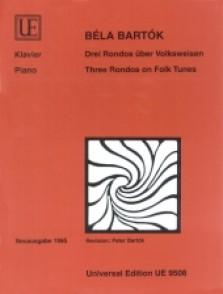 BARTOK B. RONDOS ON FOLK TUNES PIANO