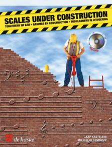 KASTELEIN J./OLDENKAMP M. SCALES UNDER CONSTRUCTION SAXO ALTO