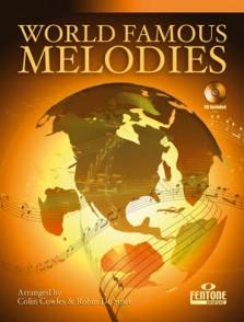 WORLD FAMOUS MELODIES FLUTE TRAVERSIERE