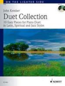KEMBER J. DUET COLLECTION PIANO DUET