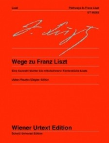 LISZT F. PATHWAYS TO FRANZ LISZT PIANO