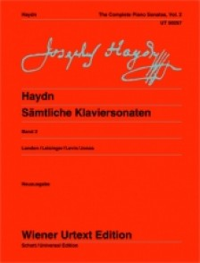 HAYDN J. PIANO SONATAS VOL 2 PIANO