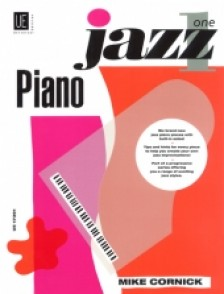 CORNICK M. PIANO JAZZ VOL 1 FOR PIANO