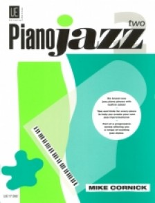 CORNICK M. PIANO JAZZ VOL 2 FOR PIANO