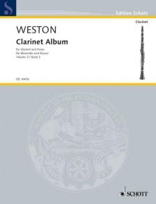 WESTON P. CLARINET ALBUM VOL 3
