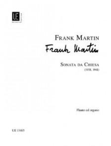 MARTIN F. SONATA DA CHIESA FLUTE