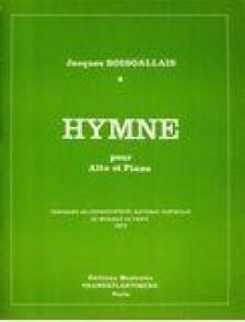BOISGALLAIS J. HYMNE ALTO