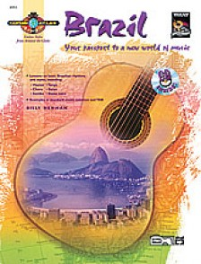 GUITAR ATLAS: BRAZIL GUITARE TAB