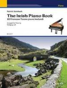 STEINBACH P. THE IRISH PIANO BOOK