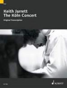 JARRETT K. THE KOLN CONCERT PIANO