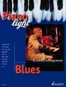 PIANO LIGHT BLUES