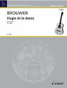 BROUWER L. ELOGIO DE LA GUITARE