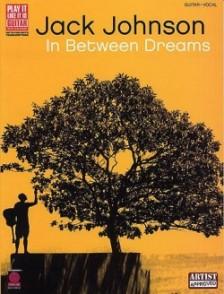 JOHNSON J. IN BETWEEN DREAMS GUITARE TAB
