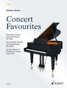 CONCERT FAVOURITES PIANO