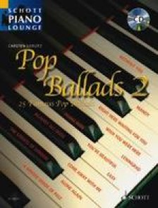 GERLITZ C. POP BALLADS VOL 2 PIANO