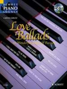 GERLITZ C. LOVE BALLADS PIANO